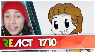 React 1710 TINHA ALGUÉM NA MINHA CASA! (Drawn Mask)
