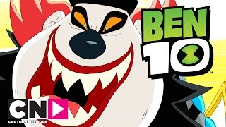 Ben 10 | Old Men VS Clowns | Cartoon Network
