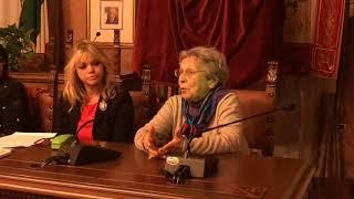 30 anni di Pari Opportunità - L'intervento di Concetta Barnabei Cesarini