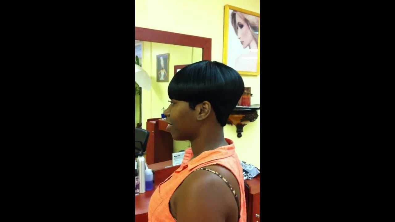 Bowl Haircut Mary J Inspired Style Stylist Marvin Hayes