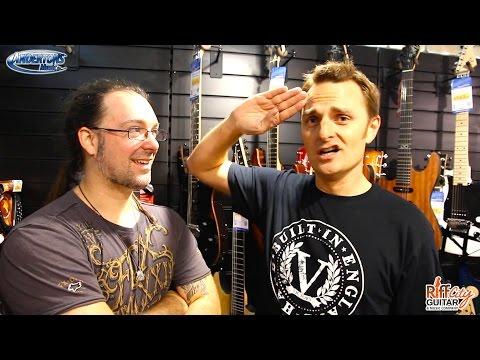 USA vs UK Guitar Gear Battle - Bring it On!!