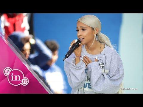 Unterstützung von Halsey: Ariana Grandes Twitter-Ärger!