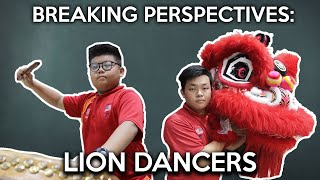 Breaking Perspectives In Malaysia: Lion Dancers