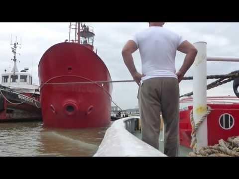 General VIII - Thames Festival Ships Opera