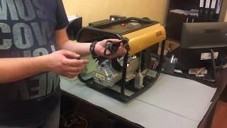 Обзор двухпоршневого компрессора высокого давления