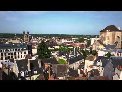 Moulins et sa région en pays Bourbon