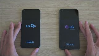 LG Q6 vs LG G6 - Which is Fastest?