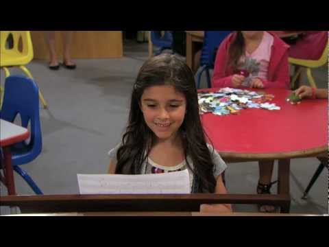 Austin & Ally - The Butterfly Song by Young Ally (HD)