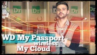 Обзор WD Passport Wireless и MyCloud - свое облако и wifi хранилище