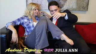 Famous milf Julia Ann - how to be a good lover