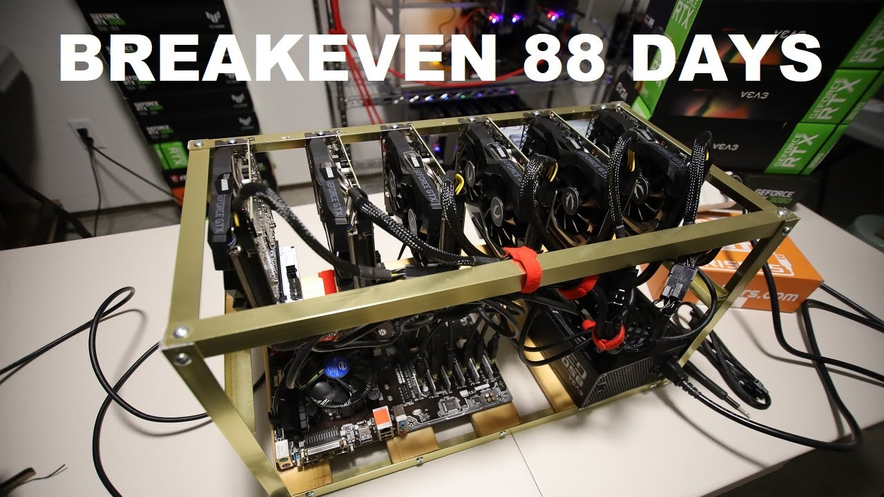 This $2500 ETHEREUM Mining Rig Paid Itself Off In 88 Days...