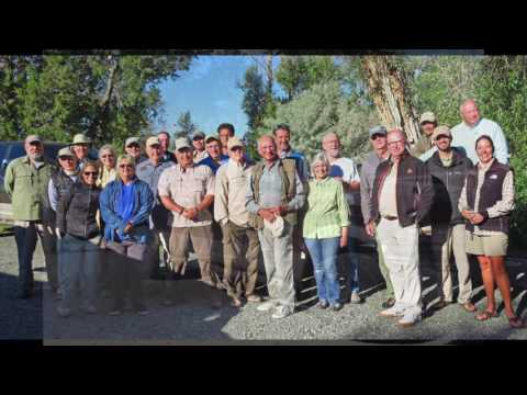 Healing Waters Lodge and Project Healing Waters - July 2016
