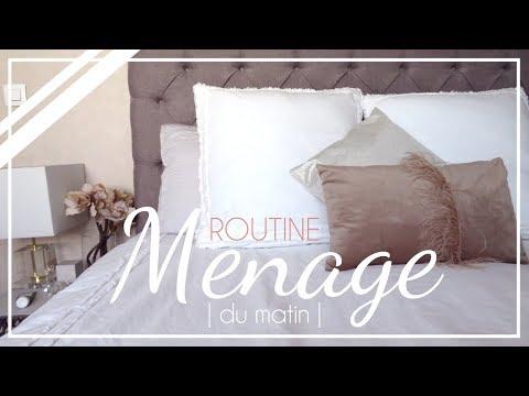 [ ORGANISATION MAISON ] Routine MENAGE (du matin) MOTIVATION!!!