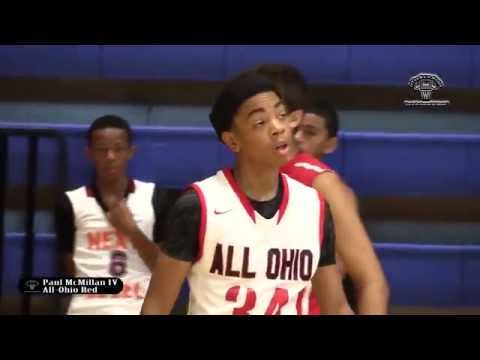 Class of 2022 Paul McMillan IV Can Flat Out Score