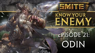 SMITE Know Your Enemy #21 - Odin