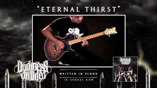 "DARKNESS DIVIDED ""Eternal Thirst"" Guitar Demonstration (Christopher Mora)"