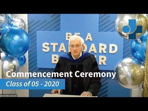 Nursing Graduation, May 2020 at Ameritech College of Healthcare