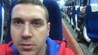 Луцк-Ровно-Здолбунов-Киев Поезд(Луцк-Ровно-Здолбунов-Киев поезд., 2017-01-18T20:58:15.000Z)