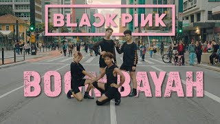 [KPOP IN PUBLIC CHALLENGE] BLACKPINK (붐바야) - BOOMBAYAH - DANCE COVER by B2 | BEAT U