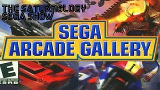 The Saturnology Sega Show - Sega Arcade Gallery