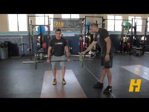 Hang Clean Instructional