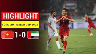 Highlight | Tiến Linh Ghi Siêu Phẩm Quật Ngã UAE, Đưa ĐT Việt Nam Vươn Lên Chiếm Ngôi Đầu Bảng G