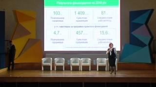 """Презентация программы ПриватБанка """"КУБ"""". Елена Яколина. Ч.2 (трансляция завершена)"""