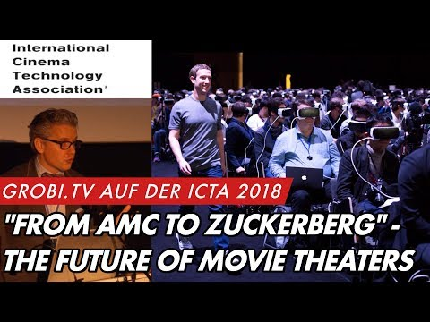 "From AMC to Zuckerberg ""Reloaded"" - ICTA Munich 2018 | GROBI.TV"