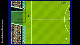Classic Game Room - WORLD CUP USA '94 review for Sega Mega Drive