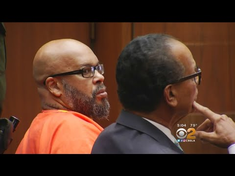 Suge Knight Reaches Deal, Pleads No Contest To Voluntary Manslaughter