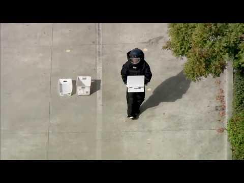 Suspicious package Burlingame Post Office