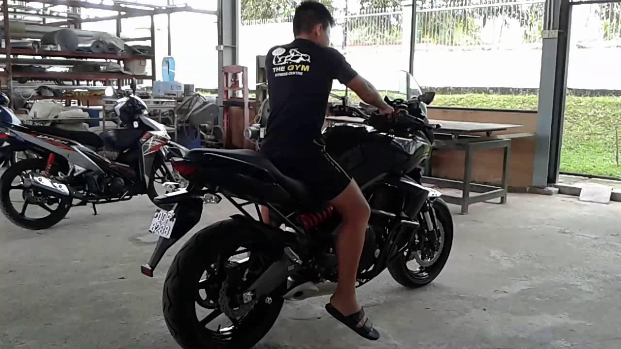 Kawasaki Versys Thailand