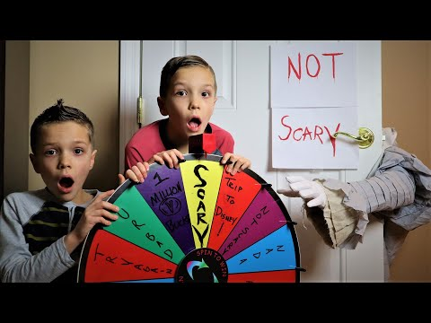 The Return Of Chucky! SHOULD Payback Time SPIN The Mystery Wheel FOUND In The Secret Door!?