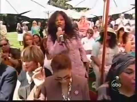 Jesus shows up at Oprah's Legends Ball