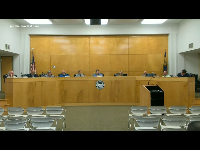 City of Pearl Board Meeting