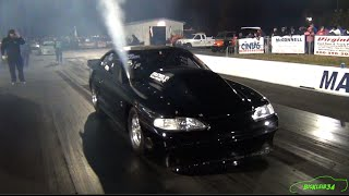 7 seconds of spray strange racing rpm trans ford mustang