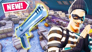 AIM DEAGLE *NEW* Custom GAMEMODE in Fortnite Battle Royale