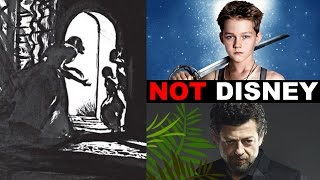 Pan 2015, Jungle Book Origins 2016, Neil Gaiman's Hansel & Gretel - Beyond The Trailer