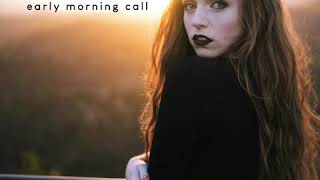 ellysa - early morning call (piano/vocal demo)