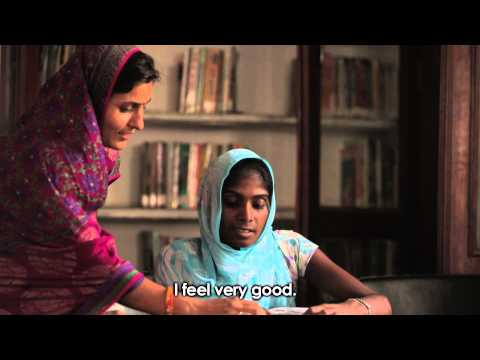 Meet Kailashi: Overcoming illiteracy & polio in rural India - a READ Global video
