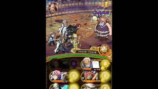 Colosseum Ohm (Underground Difficulty) F2P Playthrough - One Piece Treasure Cruise