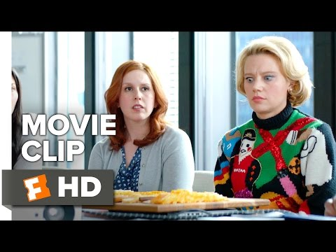 Download Youtube: Office Christmas Party Movie CLIP - Holiday Mixer (2016) - Kate McKinnon Movie