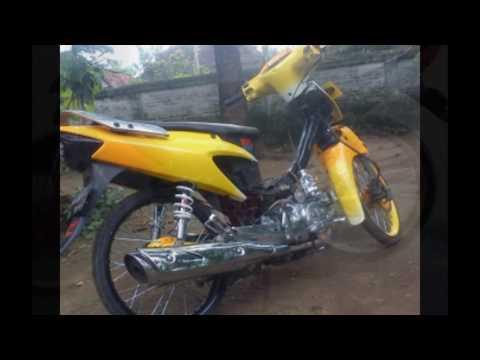 Cah Gagah | Video Modifikasi Motor Honda Karisma Drag Style Keren Terbaru