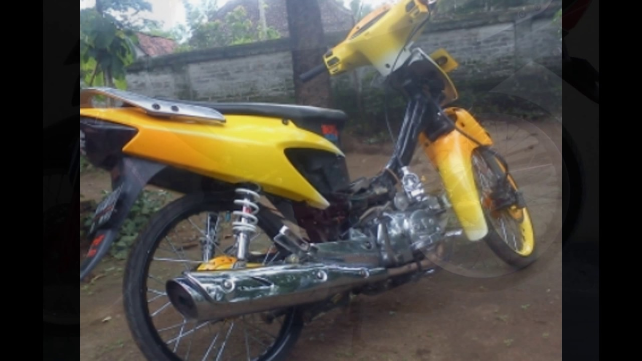 Cah Gagah Video Modifikasi Motor Honda Karisma Drag Style Keren