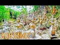 Koh Samui Part 5 Secret Buddha Garden (Tanim Magic Garden) Koh Samui