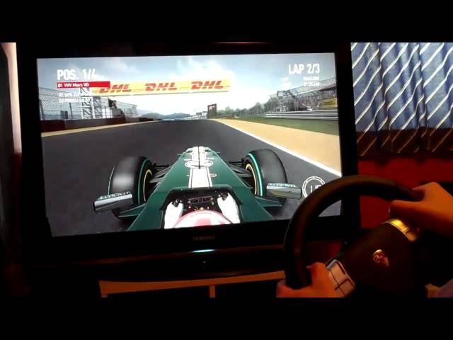 F1 2010: First Look Part 9.2