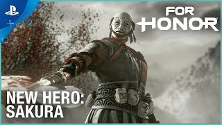 For Honor: Year 3 Season 2 – Sakura  Cinematic Reveal Trailer | PS4