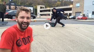 Ad-Lib Skateboarding