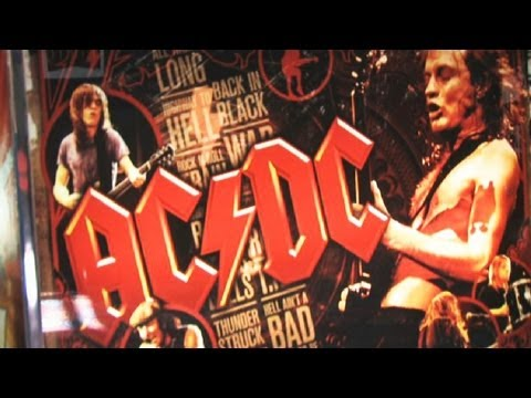 Classic Game Room - AC/DC pinball machine review