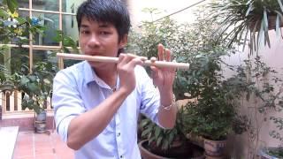 học thổi sáo p7 : vuốt ngón. miết ngón